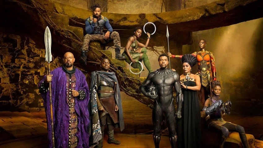 La langue africaine de Black Panther