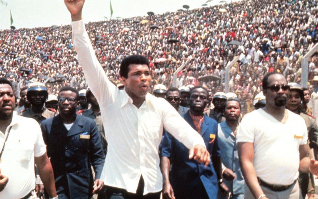 """Ali bomaye !"" le cri des kinois pour Mohamed Ali"