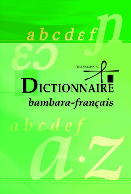 Dictionnaire bambara-français