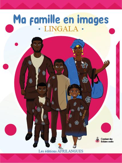 Ma famille en images -  Lingala