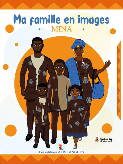 Ma famille en images - Mina